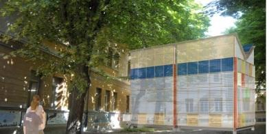 Concorso Classroom for the future-Architecture for Humanity.Archh. Cmapagnoli e Biondo 2009