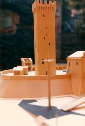 Progetto di restauro del Castello di Montefiore (Recanati)